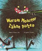 Cover-Bild zu Warum Monster Zähne putzen