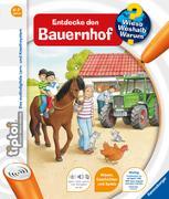 Cover-Bild zu tiptoi® Entdecke den Bauernhof