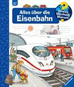 Cover-Bild zu Alles über die Eisenbahn