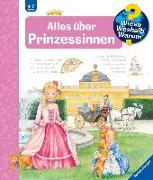 Cover-Bild zu Alles über Prinzessinnen
