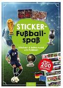 Cover-Bild zu Sticker-Fußballspaß
