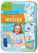Cover-Bild zu GEOlino Experimente mit Wasser