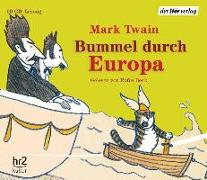 Cover-Bild zu Twain, Mark: Bummel durch Europa