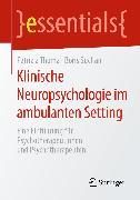 Cover-Bild zu Klinische Neuropsychologie im ambulanten Setting (eBook) von Thoma, Patrizia