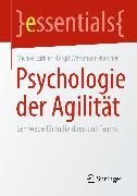 Cover-Bild zu Psychologie der Agilität (eBook) von Zirkler, Michael