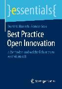Cover-Bild zu Best Practice Open Innovation (eBook) von Hanisch, Dominik