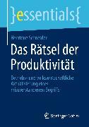Cover-Bild zu Das Rätsel der Produktivität (eBook) von Schneider, Henrique