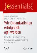 Cover-Bild zu Wie Organisationen erfolgreich agil werden (eBook) von Hasebrook, Joachim