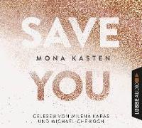 Cover-Bild zu Kasten, Mona: Save You