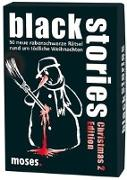 Cover-Bild zu black stories - Christmas Edition 2