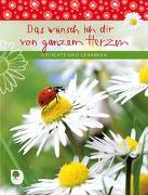 Cover-Bild zu Das wünsch ich dir von ganzem Herzen von Osenberg-van Vugt, Ilka (Hrsg.)