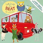 Cover-Bild zu Raack, Christina: Eule findet den Beat 2 - Auf Europatour