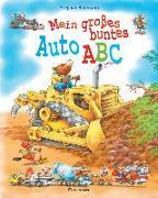 Cover-Bild zu Baumann, Stephan: Mein großes buntes Auto-ABC. Ab 4 Jahren