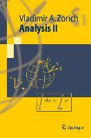 Cover-Bild zu Analysis II