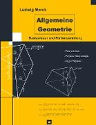 Cover-Bild zu Allgemeine Geometrie