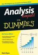 Cover-Bild zu Analysis kompakt für Dummies
