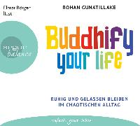 Cover-Bild zu Buddhify your life