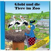 Cover-Bild zu Globi und die Tiere im Zoo Bd. 88 CD