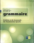 Cover-Bild zu mini-grammaire von Lovey, Gwendoline