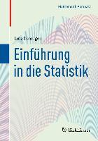 Cover-Bild zu Einführung in die Statistik