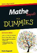 Cover-Bild zu Mathe kompakt für Dummies