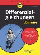 Cover-Bild zu Differenzialgleichungen für Dummies
