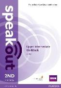 Cover-Bild zu Speakout 2nd Edition Upper Intermediate Workbook with key