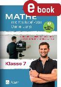 Cover-Bild zu Mathe mit YouTube®-Star Daniel Jung Klasse 7 (eBook) von Riemer, Annika