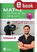 Cover-Bild zu Mathe mit YouTube®-Star Daniel Jung Klasse 8 (eBook) von Riemer, Annika