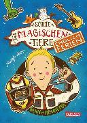 Cover-Bild zu Die Schule der magischen Tiere - Endlich Ferien 5: Benni und Henrietta (eBook) von Auer, Margit