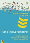 Cover-Bild zu Mein Material-Pool für alle Fälle: 100 x Textverständnis von Auer, Gerald