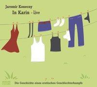 Cover-Bild zu Konecny, Jaromir: In Karin - live
