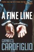 Cover-Bild zu Carofiglio, Gianrico: A Fine Line