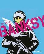 Cover-Bild zu The Art of BANKSY (deutsche Ausgabe)