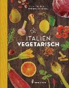 Cover-Bild zu Del Principe, Claudio: Italien vegetarisch