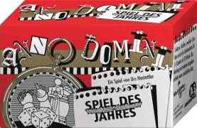 Cover-Bild zu Hostettler, Urs: Anno Domini - Spiel des Jahres