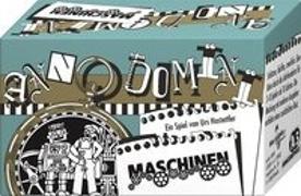 Cover-Bild zu Hostettler, Urs: Anno Domini - Maschinen