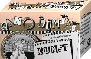 Cover-Bild zu Hostettler, Urs: Anno Domini - Kunst