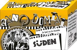 Cover-Bild zu Hostettler, Urs: Anno Domini - Süden