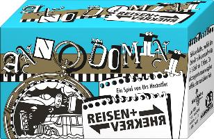 Cover-Bild zu Hostettler, Urs: Anno Domini - Reisen und Verkehr
