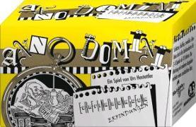 Cover-Bild zu Hostettler, Urs: Anno Domini - Erfindungen