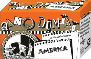Cover-Bild zu Hostettler, Urs: Anno Domini - America