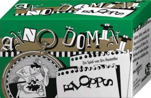 Cover-Bild zu Hostettler, Urs: Anno Domini - Flopps