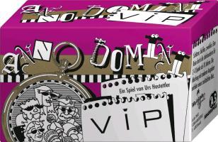Cover-Bild zu Hostettler, Urs: Anno Domini - VIP