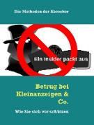 Cover-Bild zu Betrug bei Kleinanzeigen & Co (eBook) von Magellan, Anonymous