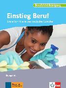 Cover-Bild zu Einstieg Beruf, Berufsfeld Reinigung von Albert, Ruth
