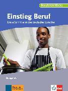 Cover-Bild zu Berufsfeld Küche. Einstieg Beruf. Übungsheft von Albert, Ruth