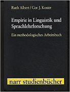 Cover-Bild zu Empirie in Linguistik und Sprachlehrforschung (eBook) von Albert, Ruth