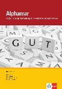 Cover-Bild zu Alphamar. Arbeitsbuch von Albert, Ruth