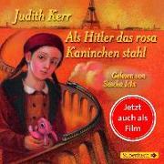 Cover-Bild zu Kerr, Judith: Als Hitler das rosa Kaninchen stahl - Filmausgabe